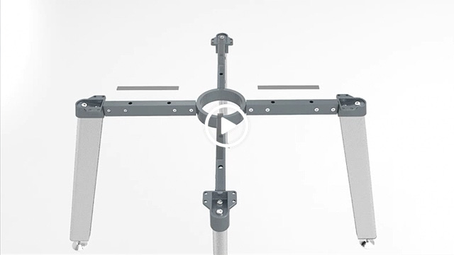 Table Assembly Animation